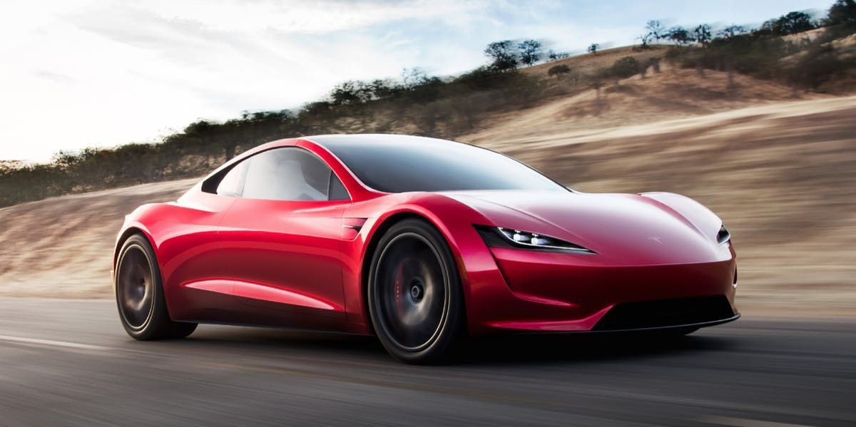 Tesla Next Gen Roadster Cost And Specs For The Rocket Using Supercar New Tesla Roadster Tesla Roadster Super Cars