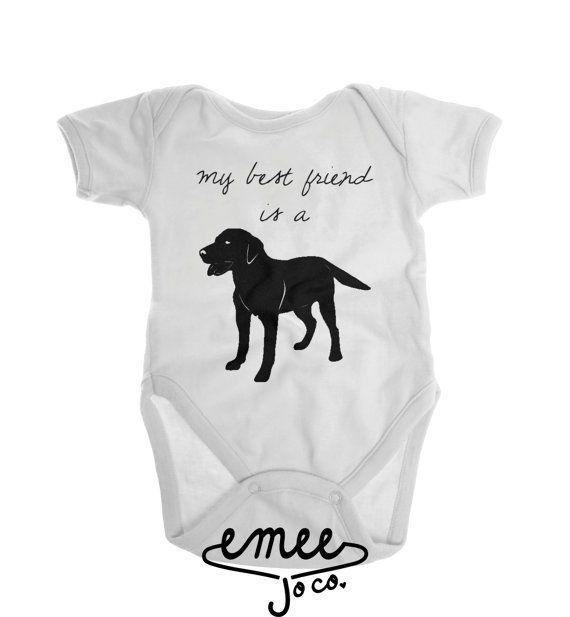 My Best Friend Is A Lab Labrador Retriever Our Lab Shirt Is A