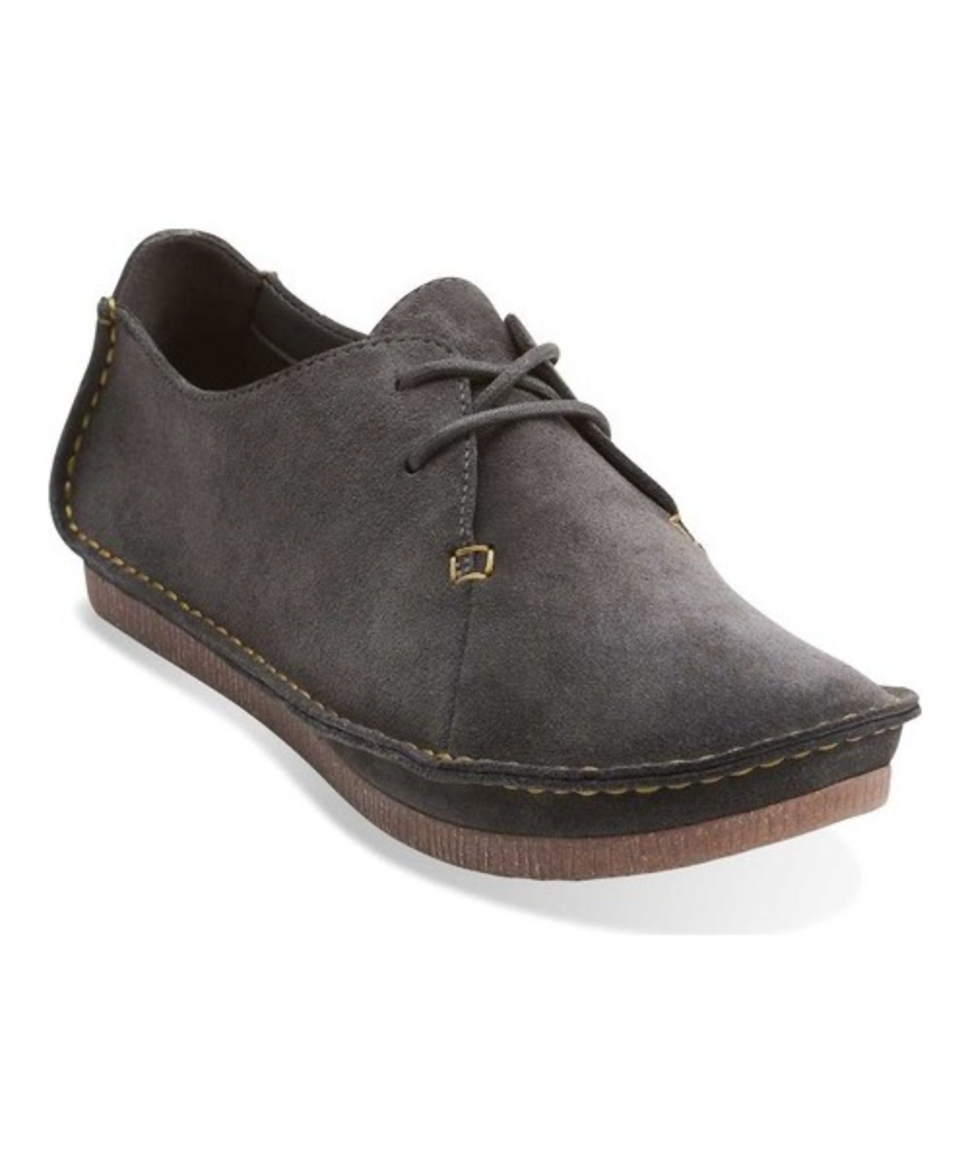 CLARKS | Clarks Women's Janey Mae Lace Up Shoe #Shoes #Sneakers #CLARKS