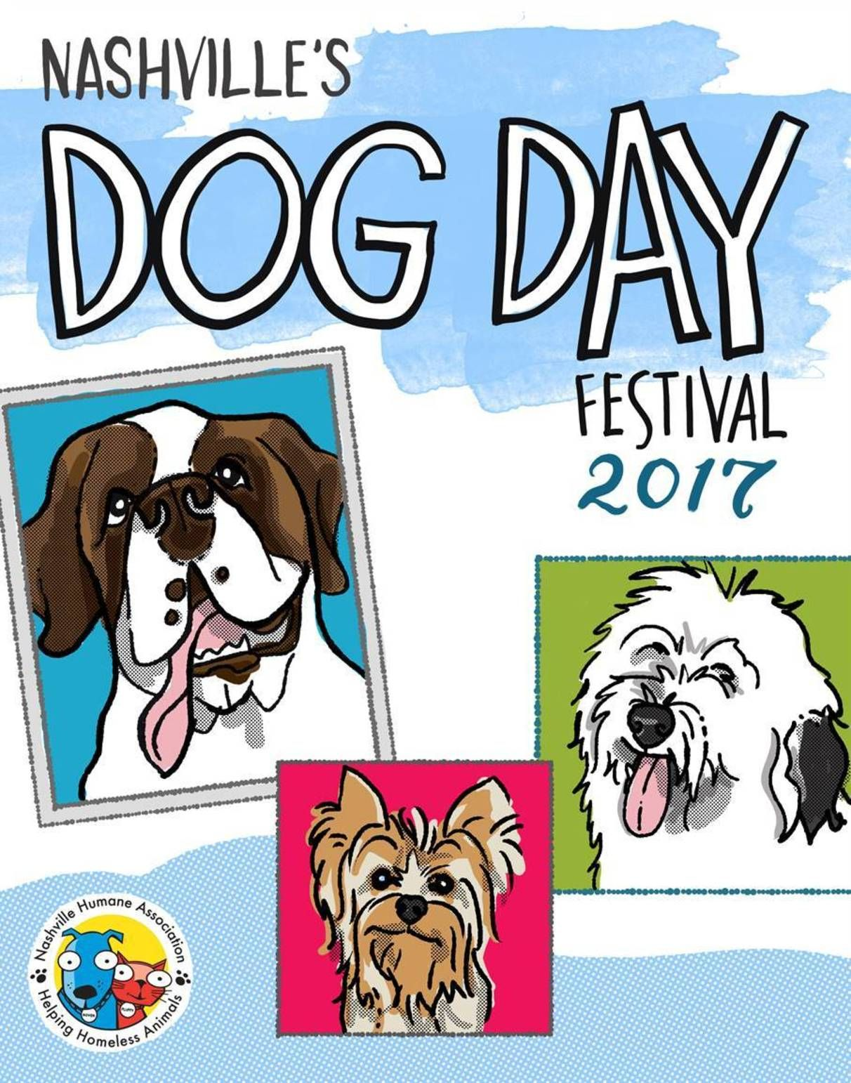 We cannot wait for Dog Day again this year, benefiting the