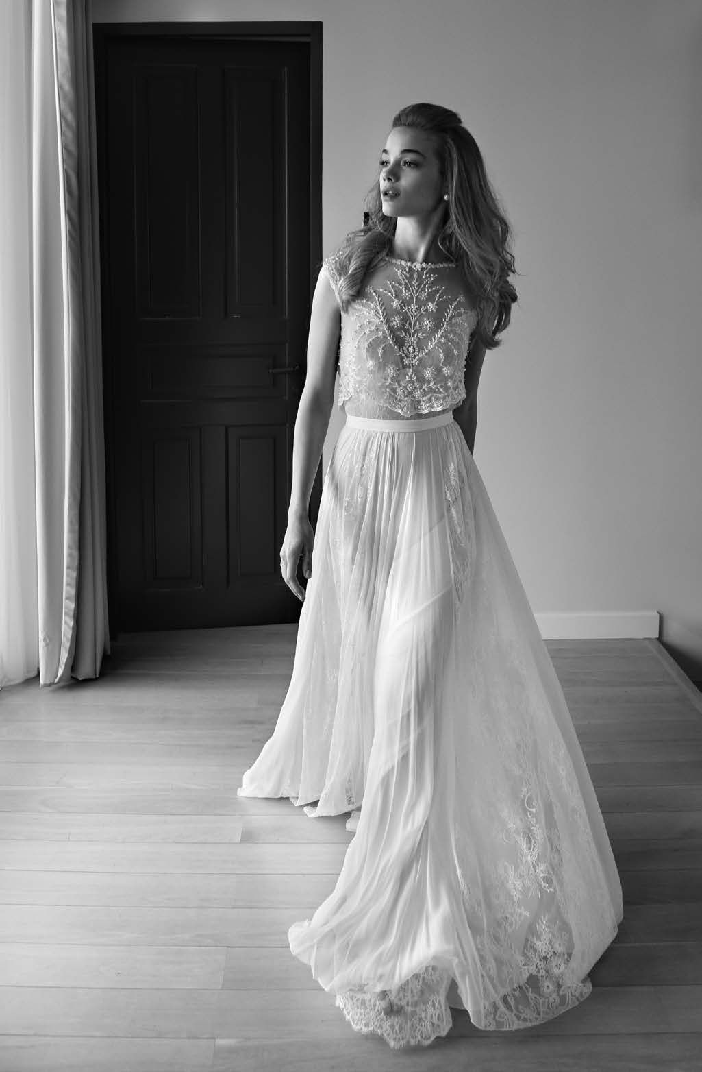 Lihi Hod Bridal Collection found exclusively at Dina Alonzi Bridal
