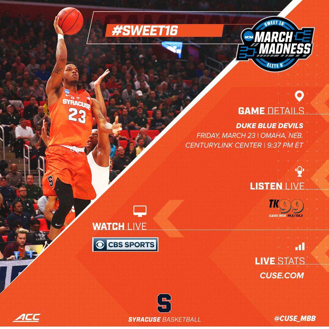 (2) Syracuse Basketball (Cuse_MBB) Twitter Syracuse