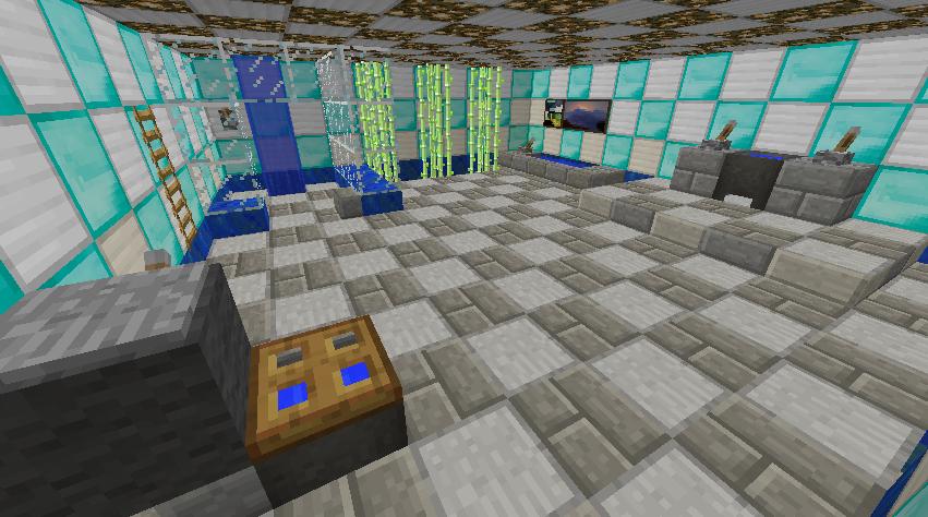 Minecraft Badezimmer Ideen Badezimmermobel Dekoideen Mobelideen Mit Bildern Badezimmer Design Badezimmer Minecraft