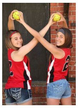 softball pitcher pictures poses