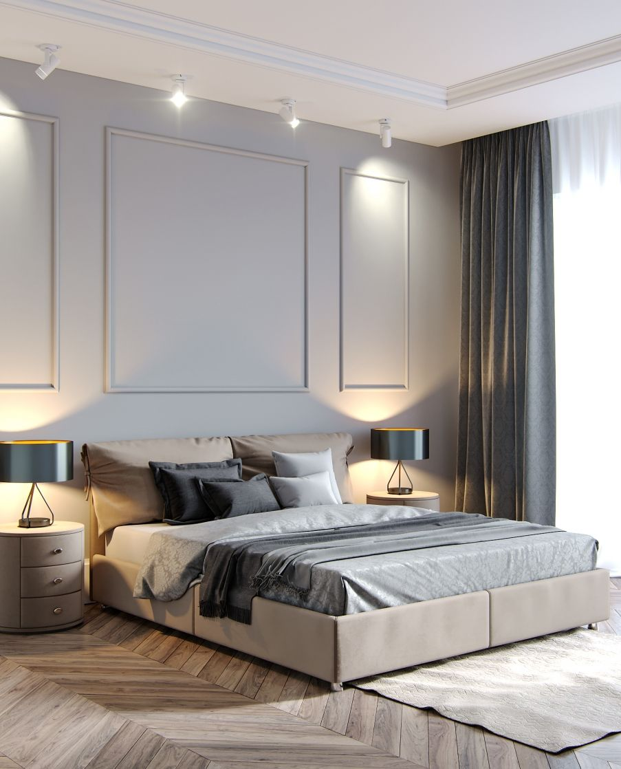 Beautiful Bedroom Design: Beautiful Bedroom Design Idea. #homedesignideas