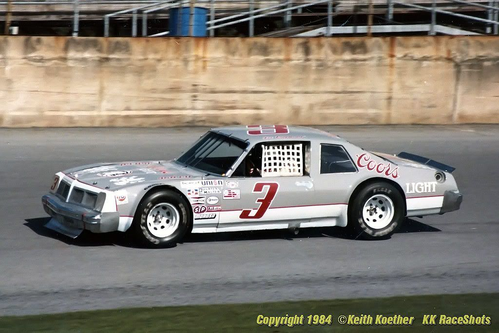 Lee Raymond ARCA 200 Daytona 1984   NASCAR BGN 1970-1988 & Local ...