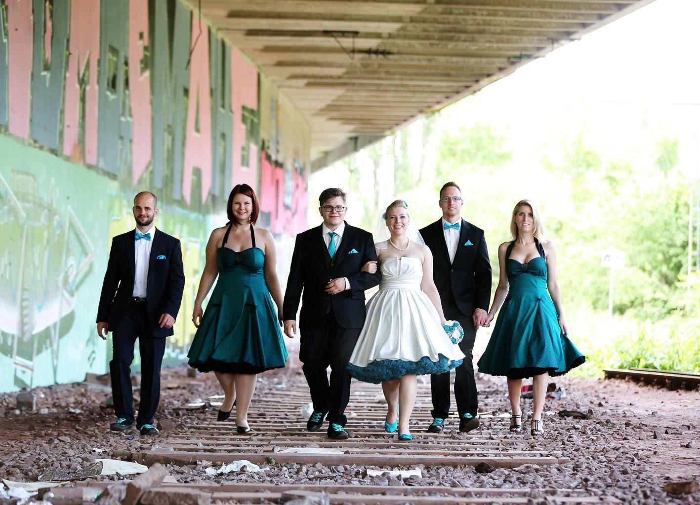 Hochzeit vintage munchen