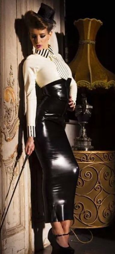 Lust and latex
