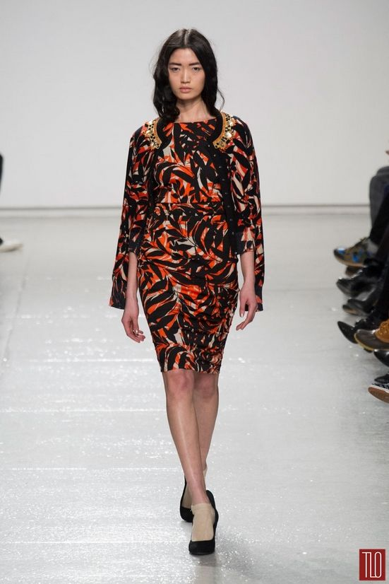 Tracy Reese Fall 2014 Collection | Tom & Lorenzo Fabulous & Opinionated