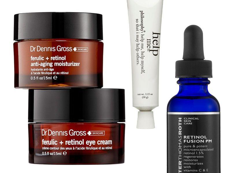 best retinol face cream 2016