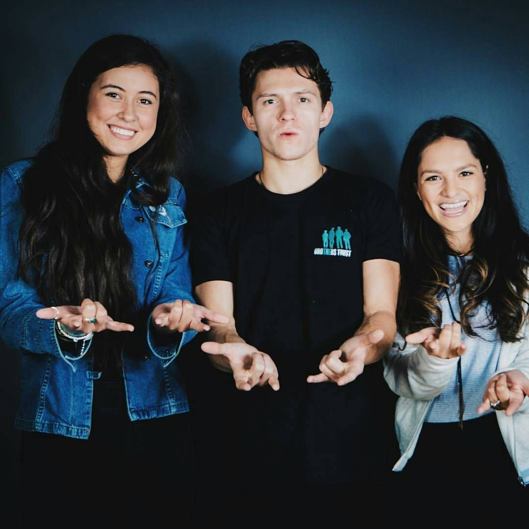 toms meet and greet with fans at the brothers trust event today instagram post by tom holland source jul 23 2017 at 1117pm utc today in londontom hollandtrustbrothermeet toms meet and greet m4hsunfo