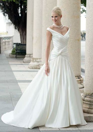 Wedding Dresses For The Older Larger Bride : Wedding dresses for older brides bridal the