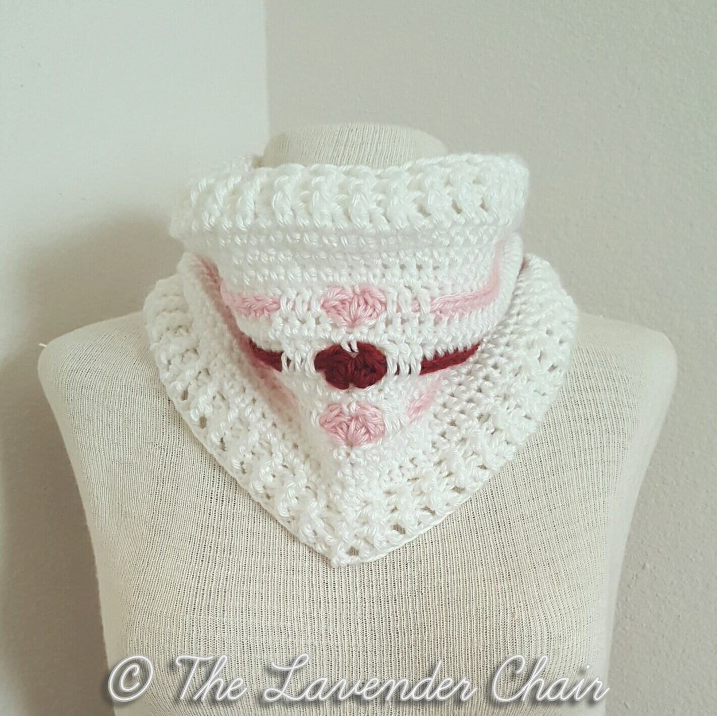 Love Me Tender Cowl Crochet Pattern - The Lavender Chair | crochet ...