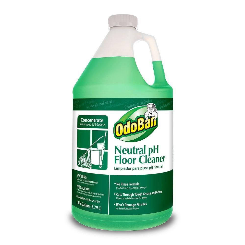 1 Gal Neutral Ph Floor Cleaner 4 Case Best Cleaning