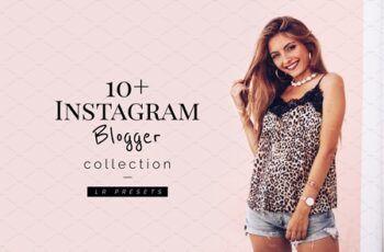 10+ Blogger Instagrammer LR Presets 3786473