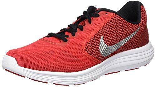 749b8c8f86623 Start the day on the right note by breaking a sweat in the Nike Revolution  3 running shoe.. Built for the neutral to underpronator who requires  enhanced ...
