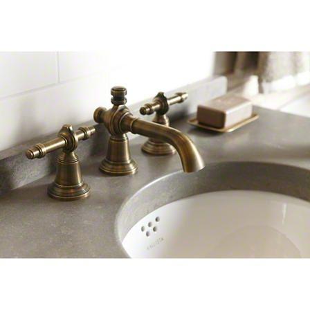 Kallista Faucet | Brass | Weathered Brass Faucet | Bathroom Faucet ...