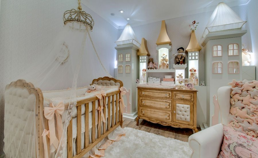 Turning A Room Into A Princessu0027 Lair u2013 Cute Ideas For Stylish Spaces. Canopy Over CribPrincess ... & Turning A Room Into A Princessu0027 Lair u2013 Cute Ideas For Stylish ...