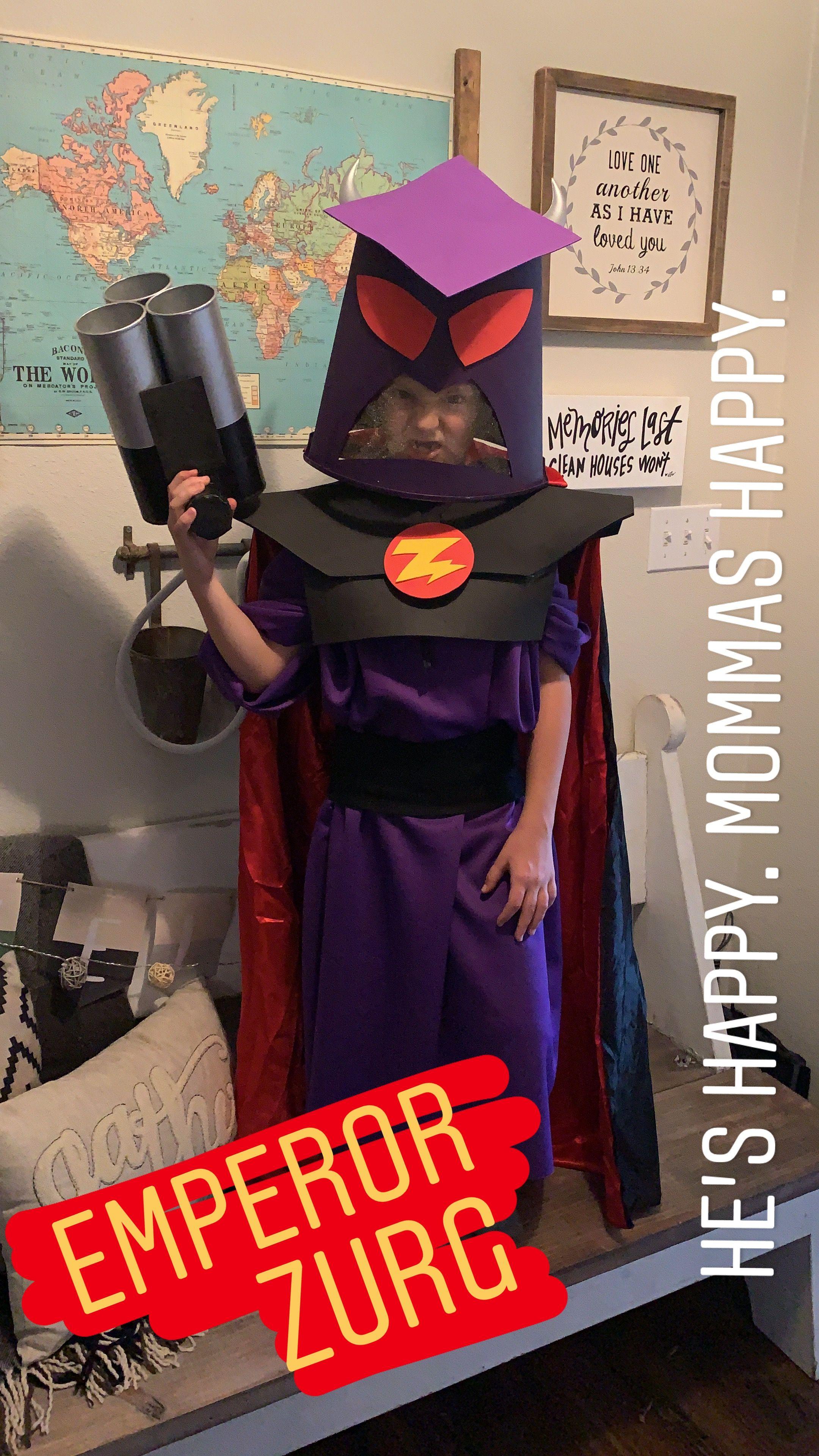 Toy Story 4 Halloween Costumes.Emperorzurg Toystory Toystory4 Diycostume Halloweenie In 2019