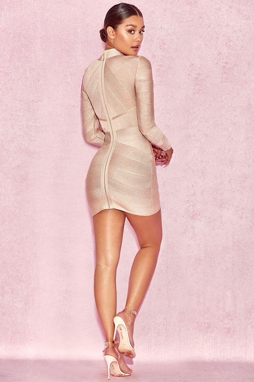 e32b4f99c9bb Bandage Dress | Estilo en 2019 | Vestidos, Dress vestidos y Vestidos ...