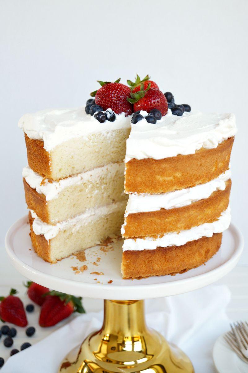 Layered Tres Leches Cake Recipe Tres Leches Cake Cake Recipes