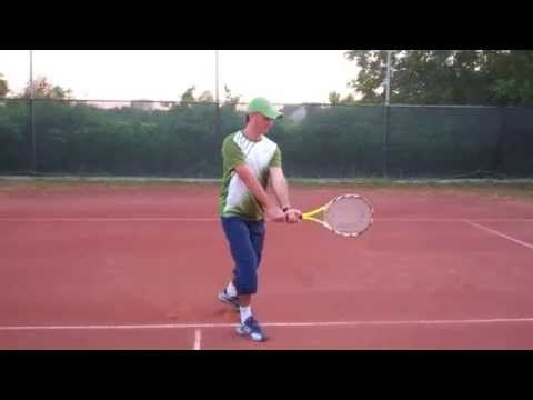 Two Handed Backhand Progression Drills Tennis Youtube Tennis Workout Tennis Tennis Drills