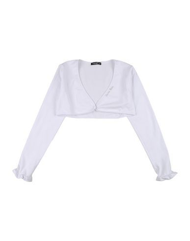 DENNY ROSE YOUNG GIRL Girl's' Wrap cardigans White 14 years