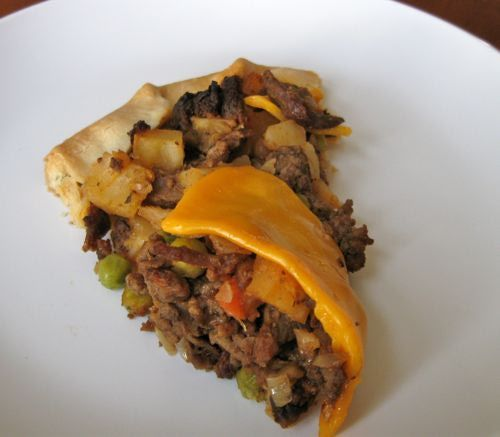 Make A Simple Meat Pie Recipe Roast Beef Recipes Leftovers Recipes Beef Recipes