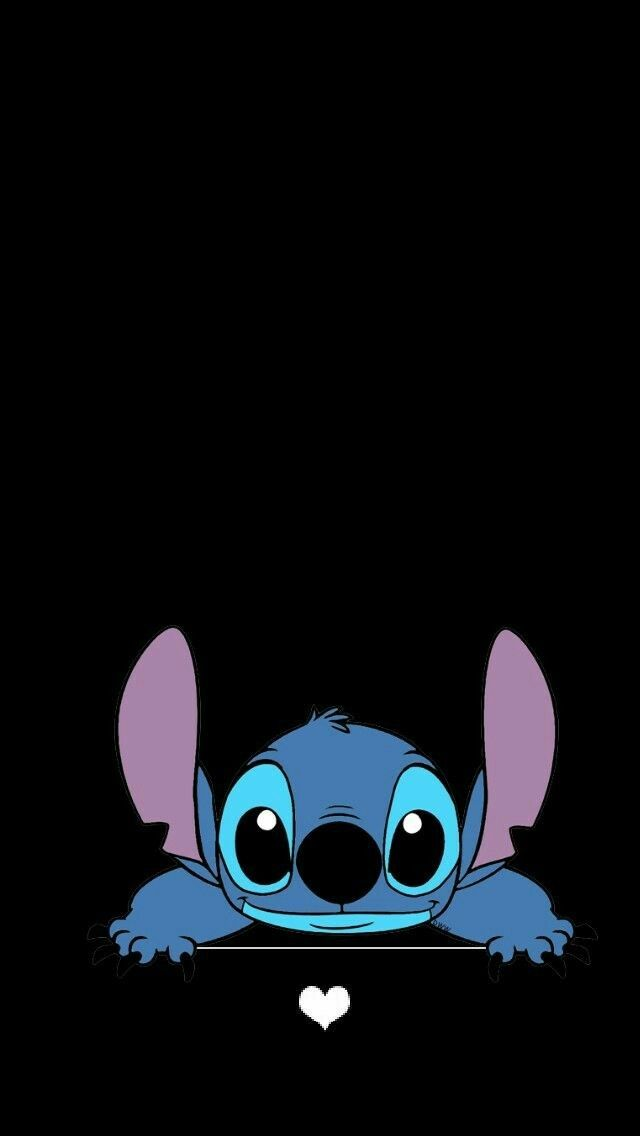 Fond Decran Cute Stitch