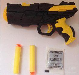 Wholesale 2015 Water Bomb Crystal Gun Can Transmit Crystal bomb Simulation Toy Gun Bullet Soft Elastic Toy