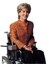 Joni Eareckson Tada...for teaching me perserverance in the midst of life's challenges