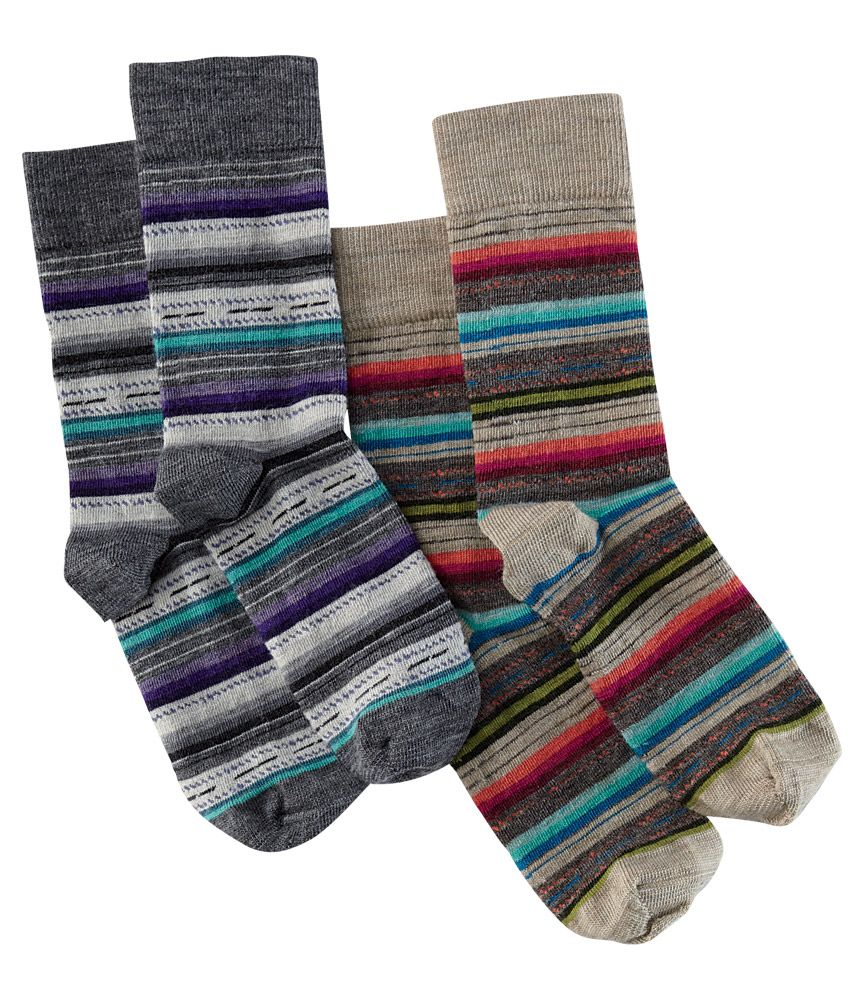 Yipes Stripes Sock Socks & Tights Shoes & Accessories