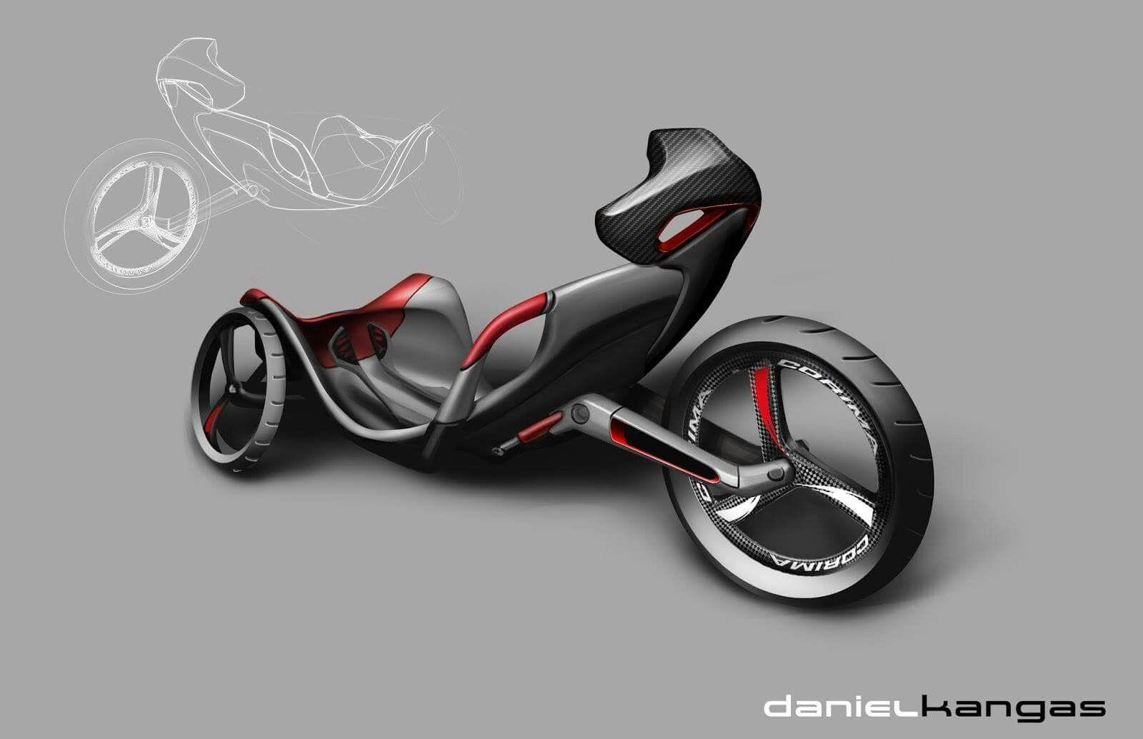 Trike futurista