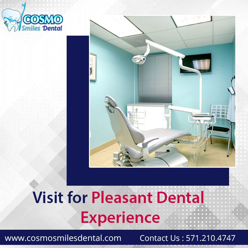 Comprehensive dental clinic services Arlington VA from one