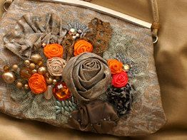 vintage bag--gorgeous!