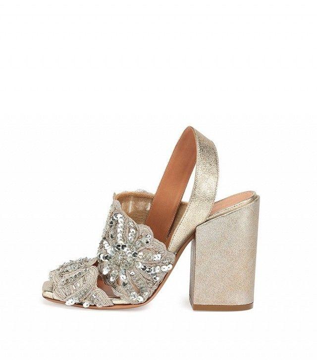 8c0bfa6eba0856 Dries Van Noten Sequin-Embellished Woven Halter Sandals