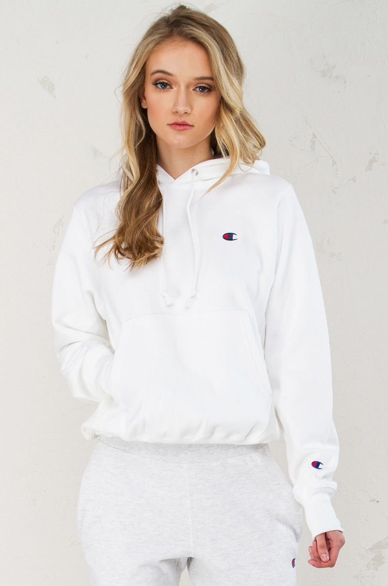 7e700cde07dc CHAMPION WOMEN'S REVERSE WEAVE PULLOVER HOODIE in 2019 | Stuff to ...