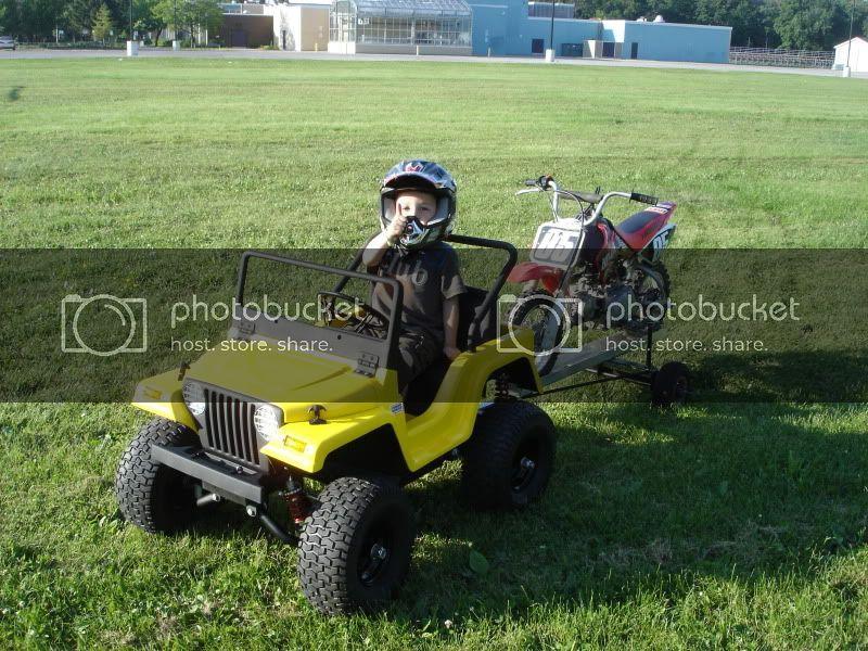 Gas Power Wheels Jeep Diy Go Kart Forum In 2020 Diy Go Kart Go Kart Go Kart Designs