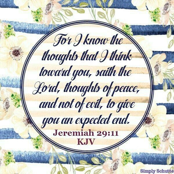 Jeremiah 29 11 kjv simply schutte bible verses - Jer 29 11 kjv ...