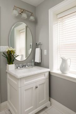 Home Sweet Home Transitional Powder Room Toronto Parkyn