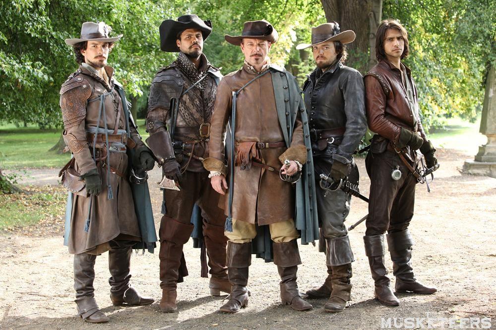 The Musketeers on | Bbc musketeers. Musketeers. The three musketeers