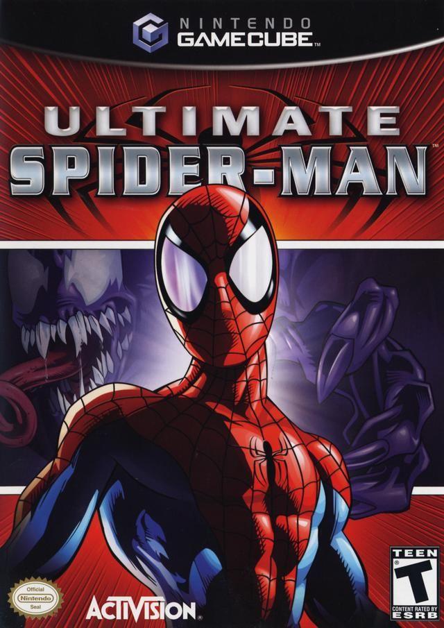 Ultimate Spider Man Ultimate Spiderman Spiderman