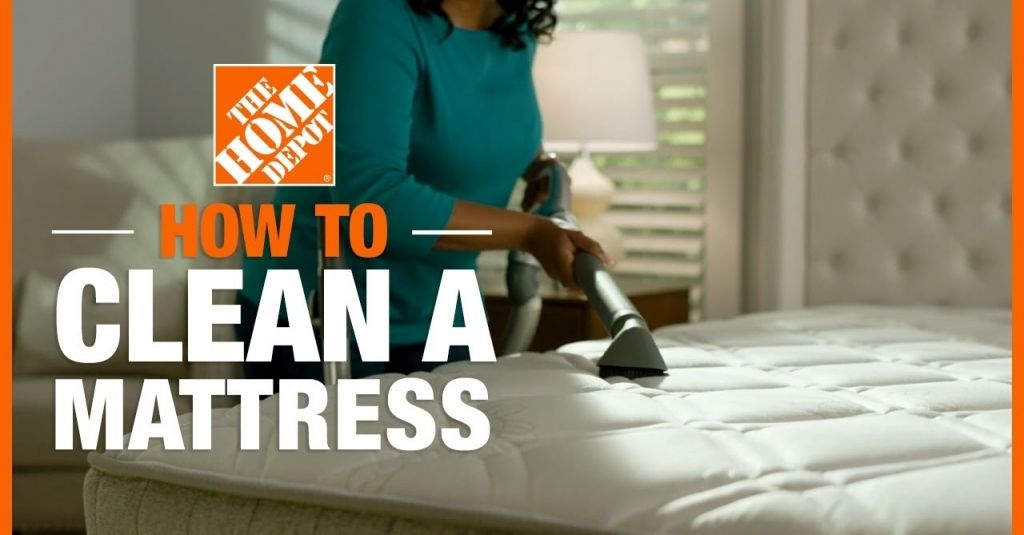 How To Clean A Mattress Cleaning Tips The Home Depot In 2020 Mattress Cleaning Cleaning Hacks Cleaning