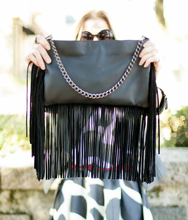 FRINGE BAG More: www.blogmylittleway.com #fringebag