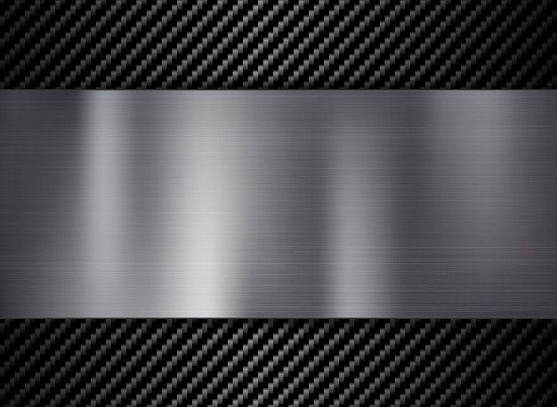 Textura abstrata de fibra de carbono e m...   Premium Vector #Freepik #vector #abstrato #tecnologia #luz #industria