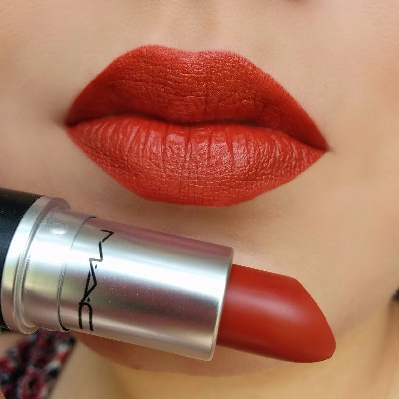 mac chile lipstick