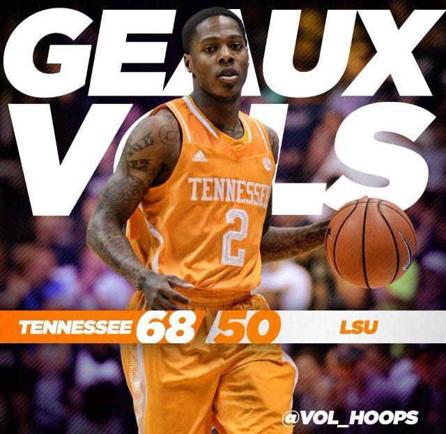 Score 1 7 14 Lsu Tennessee Vols Basketball