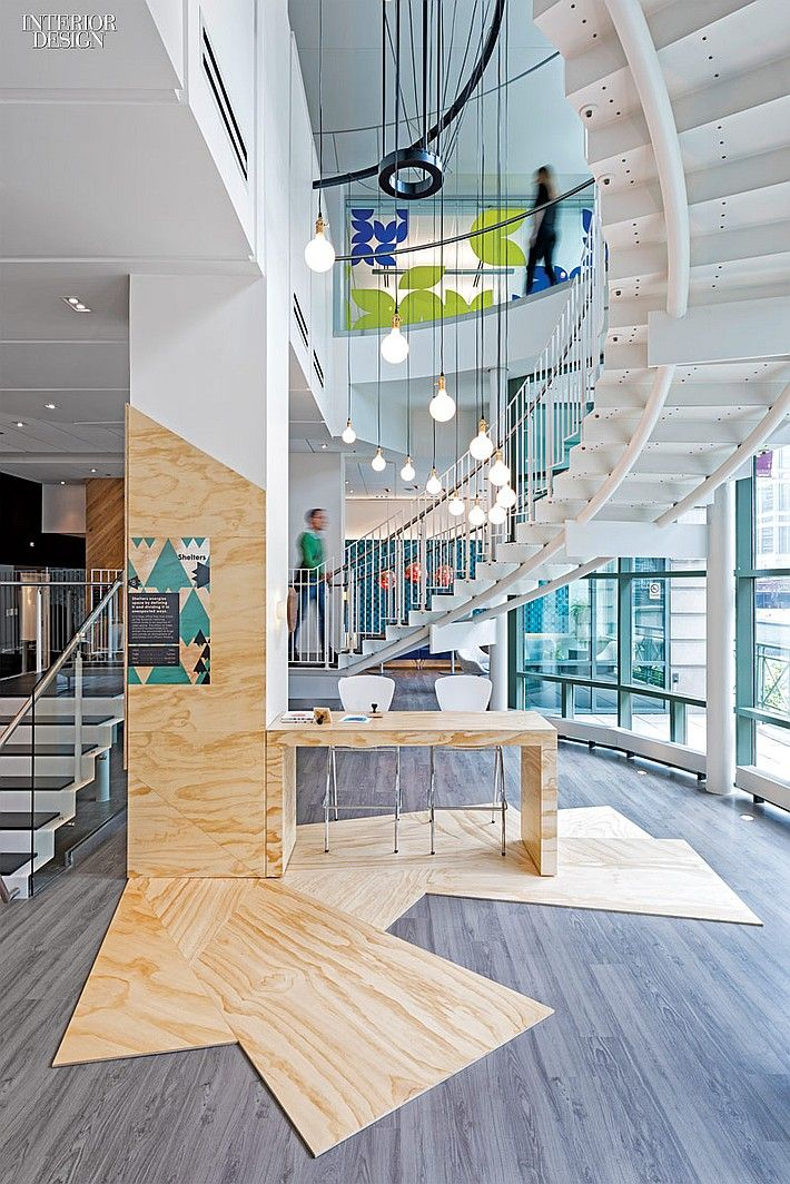 yelp nyc office. Kimball Office Orders Uber And Yelp For Chicago Showroom | In New York Designed By Studio O+A. #interiordesign Nyc