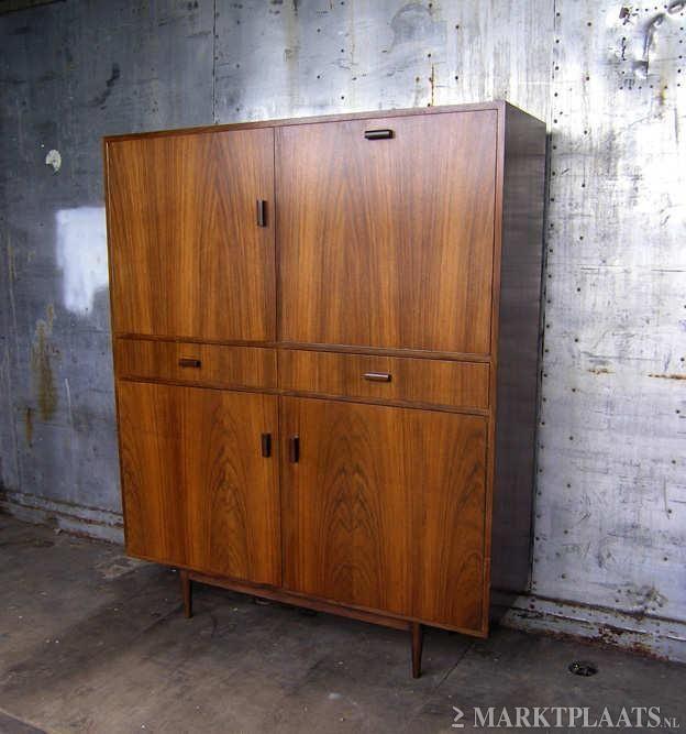 Marktplaatsnl Vintage Retro Top Pastoe Kast Huis En