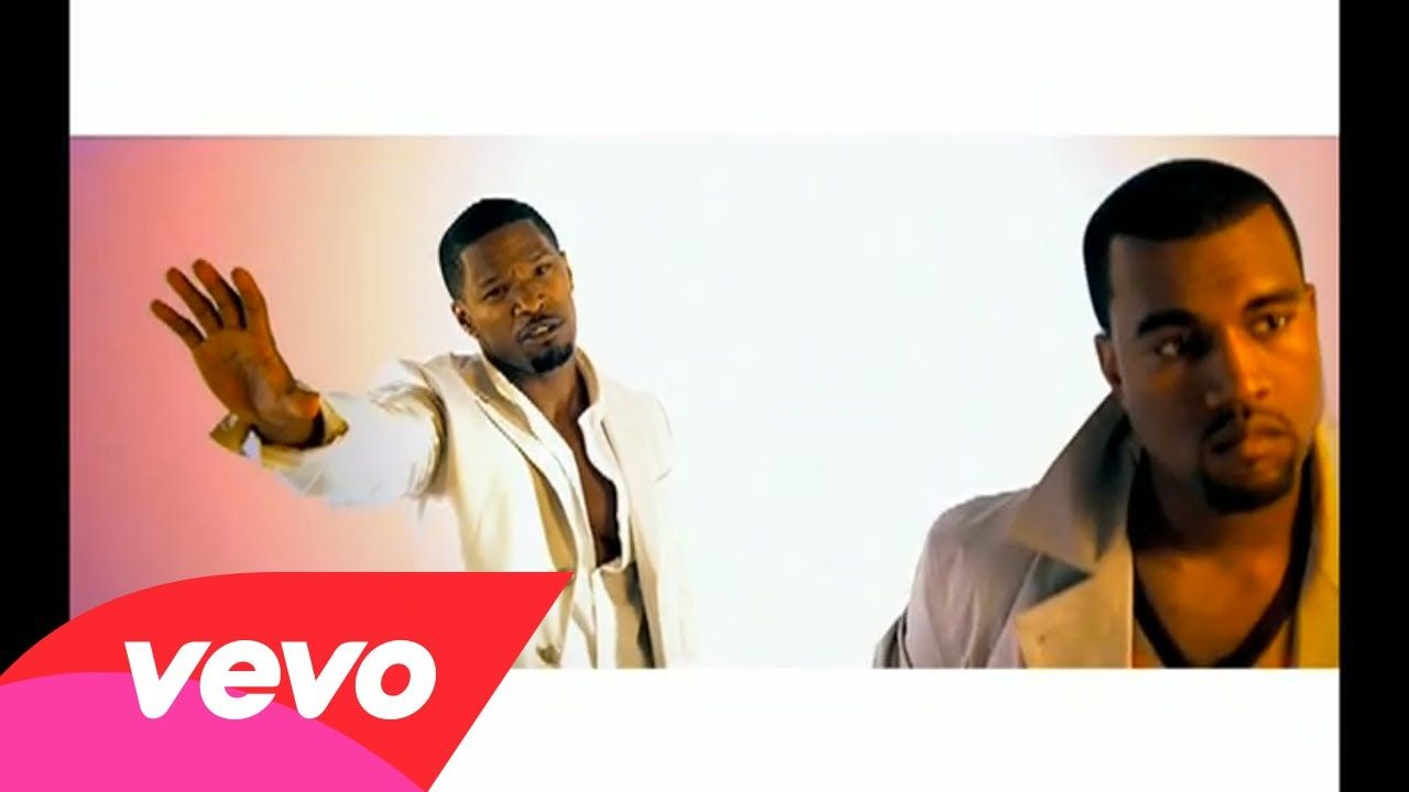 musica kanye west - gold digger ft.jamie foxx